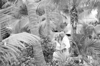 Bride_Groom_Black_White_Palm_Trees